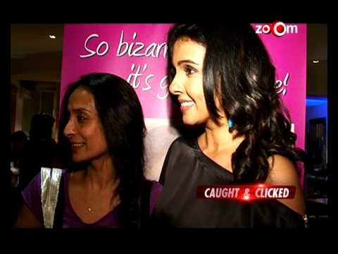 Suchitra Krishnamoorthi at her book launch