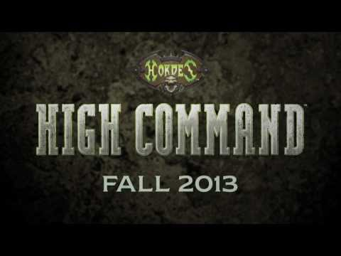 WARMACHINE: High Command & HORDES: High Command: First Look - Privateer Press