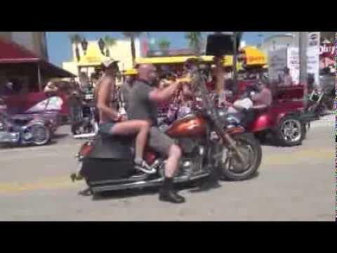 Daytona Bikeweek 2014