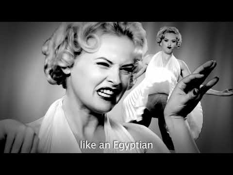 Cleopatra VS Marilyn Monroe.  Epic Rap Battles of History Season 2.