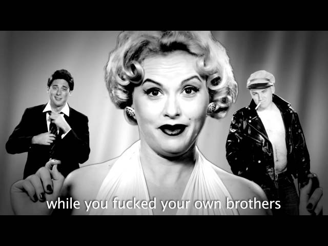 Cleopatra VS Marilyn Monroe.  Epic Rap Battles of History Season 2.