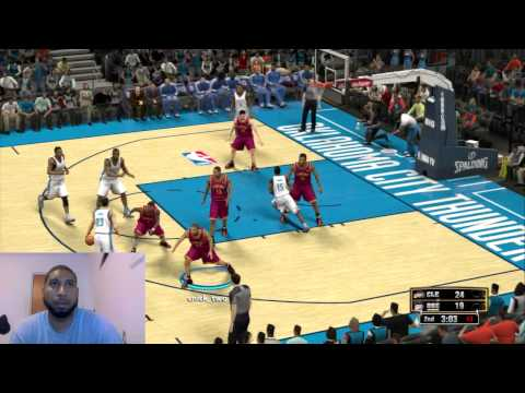 NBA 2k13: AROUND the LEAGUE: CAVS - online ranked match