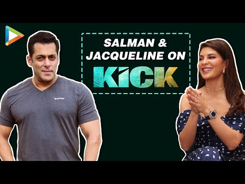 Kick: Salman Khan | Jacqueline Fernandes Exclusive Interview - Part I