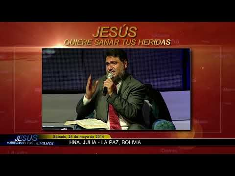 RICARDO CLAURE PEÑALOZA (PASTOR): EMPECÉ A INTERCEDER POR TODA LA JUVENTUD - Julia -