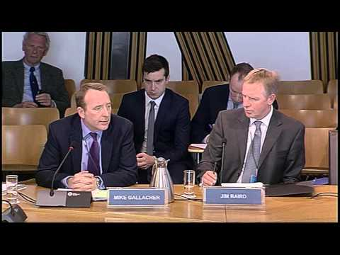 Rural Affairs, Climate Change and Environment Committee - Scottish Parliament: 28th May 2015