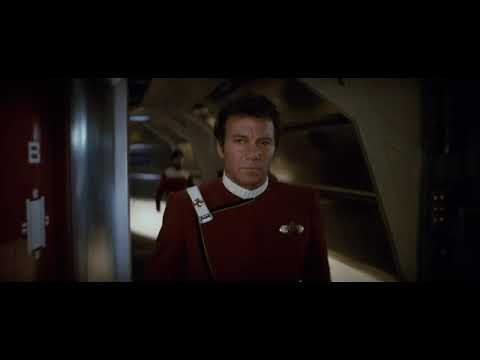Star Trek The Wrath Of Khan Kirk Get's Back The Enterprise