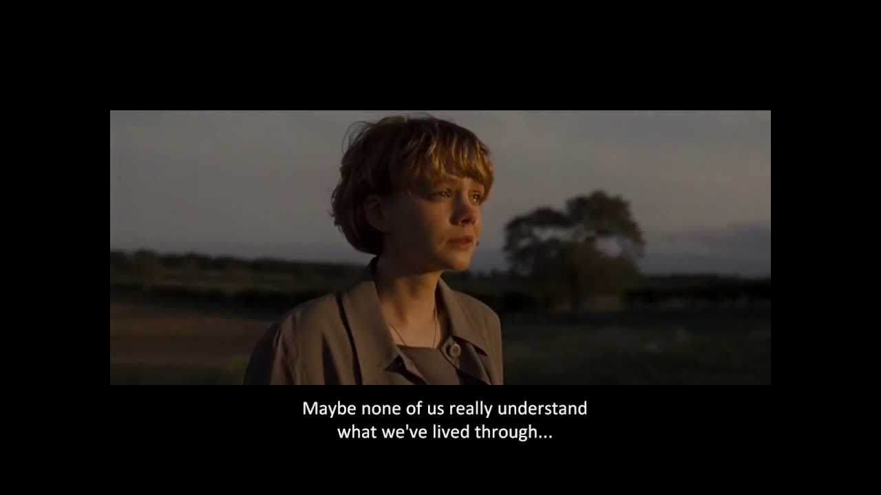 Please Never Let me go Quotes Never Let me go Final Scene