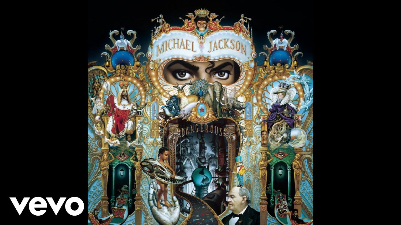 Michael Jackson - Keep the Faith (audio)