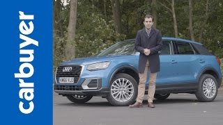 Audi Q2 SUV in-depth review - Carbuyer