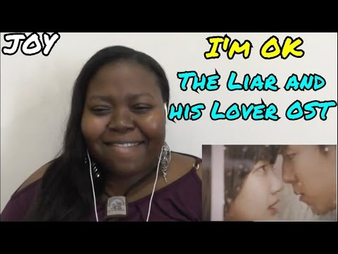 JOY - 'I'm OK' (Feat. Lee Hyun Woo) The Liar and his Lover OST MV Reaction