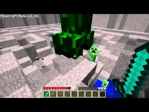 Minecraft 1.8 MOB BATTLE ARENA Map! Fight Zombies & Creepers To The