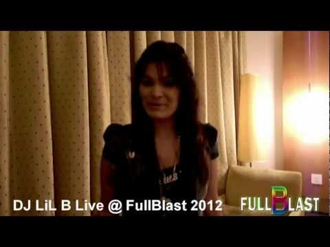 DJ LiL B - FullBlast 2012 Promo