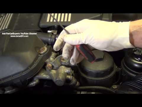 Bmw Vanos Intake Solenoid M52tu M54 Removal And