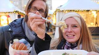 Museum Island and Posh Christmas Markets of Berlin