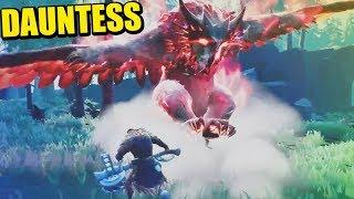 DAUNTLESS - PRIMEROS COMBATES   Gameplay Español