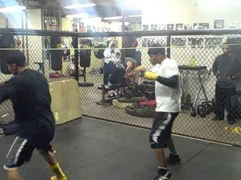 Boxing Defense Technique Training: Rope Slip Drill Image 1
