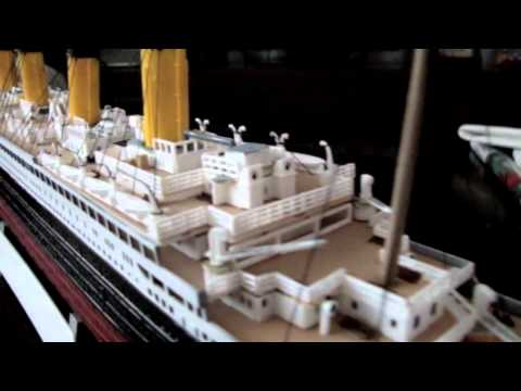 R.M.S. Titanic Revell 1:400