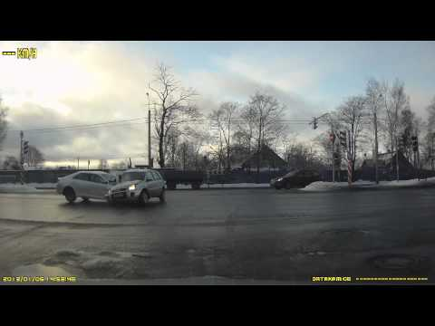 авария на Выборгском шоссе