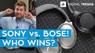 Sony WH-1000Xm3 vs. Bose QC35II: Which is the best and why?