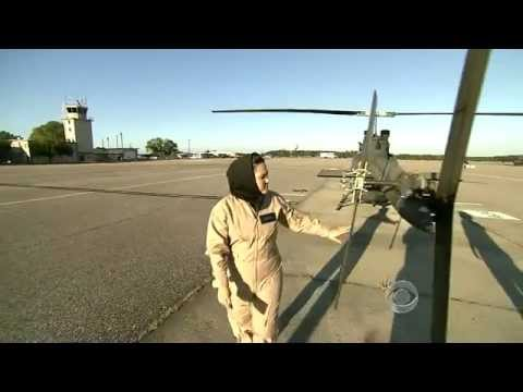 First Afghan female helicopters pilots