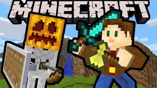 Minecraft 1.9 Snapshot: Shield Reflect, Sword & Axe Buff, Gold Apple Nerf, Void Biome, Combat Update