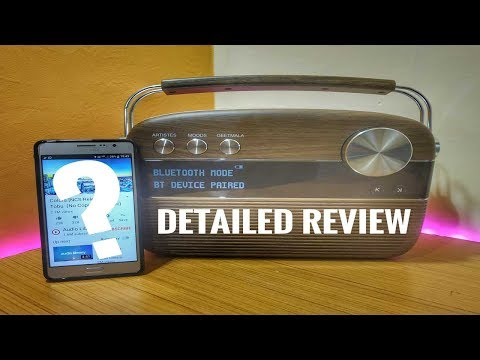 Saregama Carvaan Detailed Review in Hindi