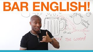 Improve your social skills with Bar English!!!