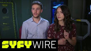 Agents of SHIELD Cast on Being in Space for Season 5   SYFY WIRE