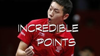 TABLE TENNIS - THE SPORT OF GODS