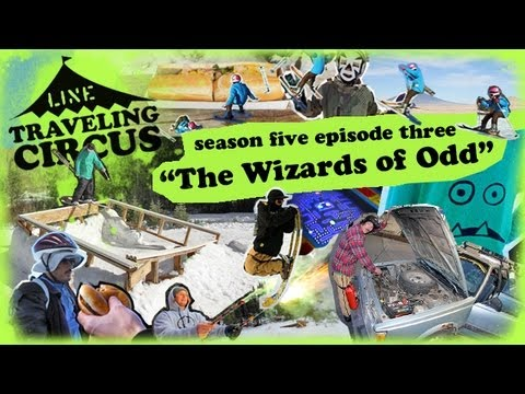 LINE Traveling Circus 5.3 The Wizards of Odd
