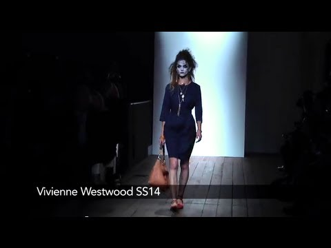 Vivienne Westwood Red Label London Fashion Week show: Vivienne Westwood Red Label SS14 Collection