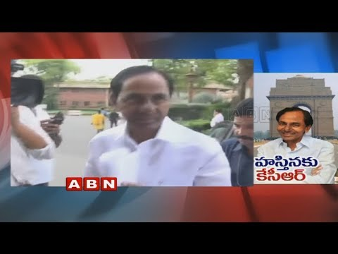 Telangana CM KCR to Meet PM Modi on June 15 in New Delhi | ABN Telugu