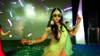 Indian Bride Dance| Beautiful Bride Kaynat|Saiyaan Superstar