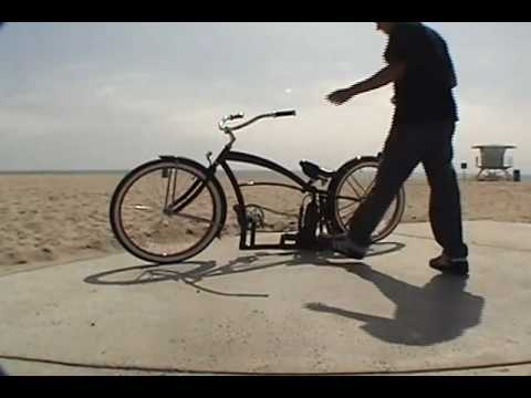Custom Beach Cruiser Bicycle Air Ride Lowrider Bike Music Videos