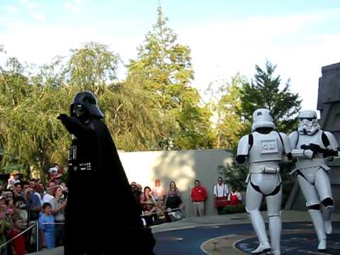 Vader Dances to Hammer You Can't Touch This