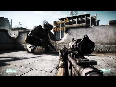 Battlefield 3 Fault Line Episode II: Good Effect On Target