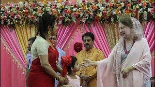 বঙ্গবন্ধু সম্মেলন কেন্দ্রে ঈদের শুভেচ্ছা বিনিময় করবেন খালেদা জিয়া-Bangla Breaking News Video