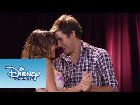 Violetta: Vilu y León bailan juntos Ep 70 Temp 2