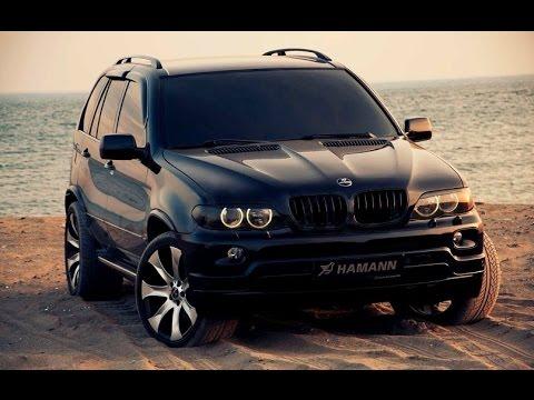 BMW X5 E53 - Секонд Тест БМВ Х5 Е53 обзор