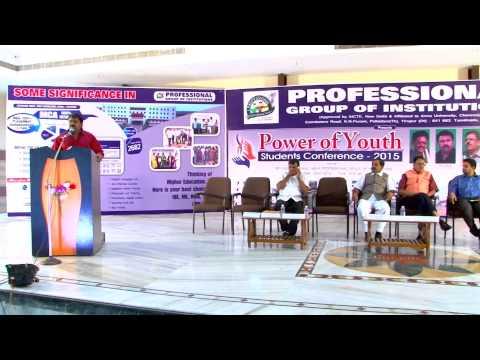 Neeya Naana Gopinath Speech video