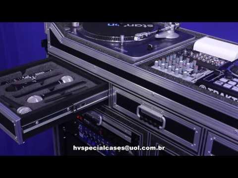CASE  WORK STATION DJ FIXO FONE 61 33616526
