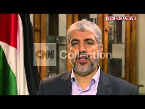 EXCLUSIVE: HAMAS LEADER-SUPPORT FROM QATAR?