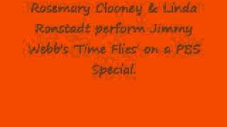 Watch Rosemary Clooney Time Flies video