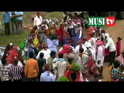 Teej Mela Lambadi Festival.mpg video