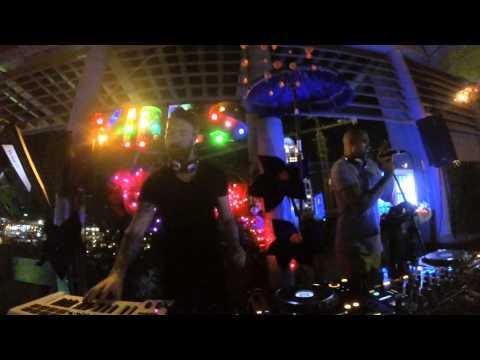 Arcade 82 -  Watchin' The Sunrise ( Live At Night Vibes, Dubai)