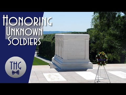Unknown Soldiers And Tombs Around The World