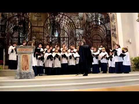 Vere languores nostros (Tomas Luis de Victoria) - Scuola Corale della Cattedrale di Lugano