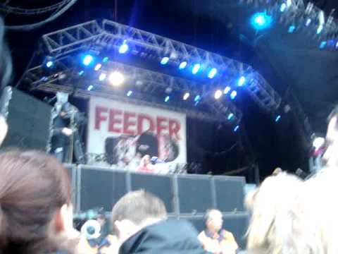 Feeder - Just the Way I'm Feeling live @ Bingley Music Live 2011