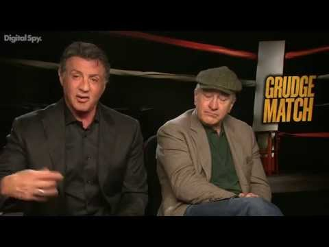 Sylvester Stallone on