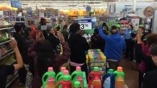 Ferguson Bunnies Hop Into Da Walmart N'Shit